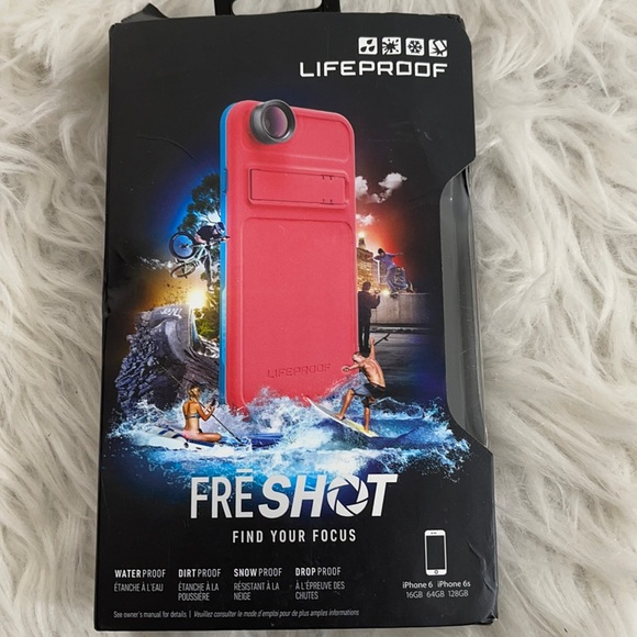 LIFEPROOF FRE iPhone 6/6s Case Full Protection New